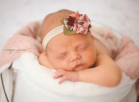 Newborn: Rylee {7 days}