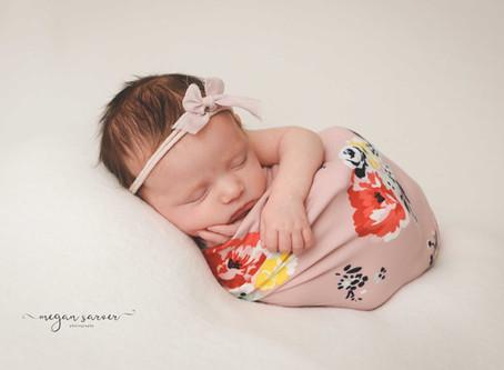 Newborn: Lila