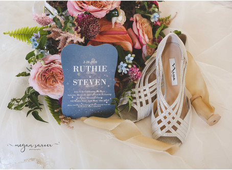 Love: Steven & Ruthie {Wedding}