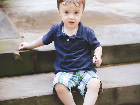 Child: Asher {2 yrs}