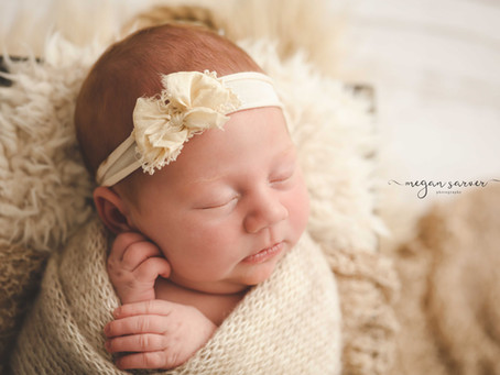 Newborn: Marleigh {8 days}