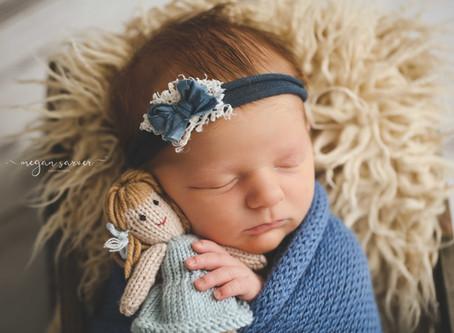 Newborn: Allena {8 days}