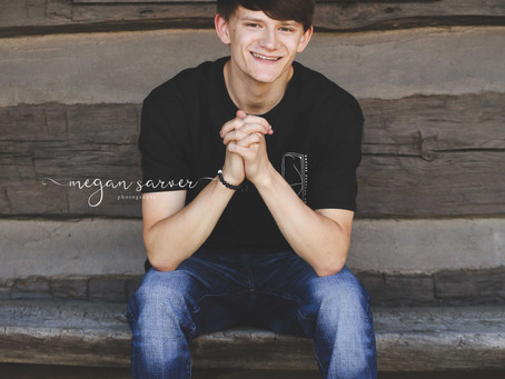 Senior: Gage {Class of 2020}