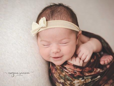 Newborn: Laney {9 days}
