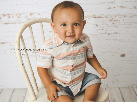 Child: Asher {1 yr}