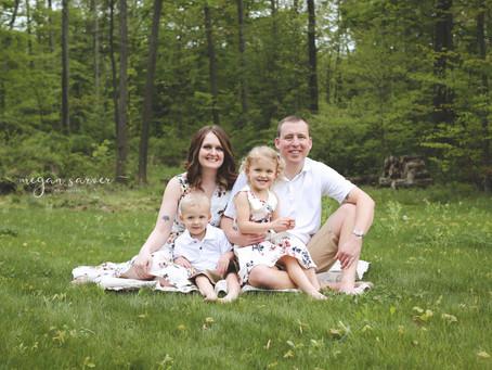 Family: Eric & Jessica