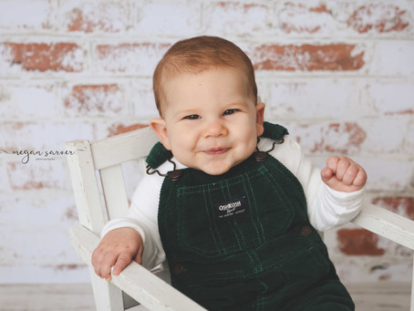 Child: Oliver {6 mo}