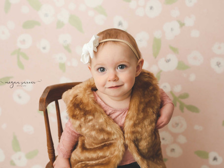 Child: Teaghan {1 yr}