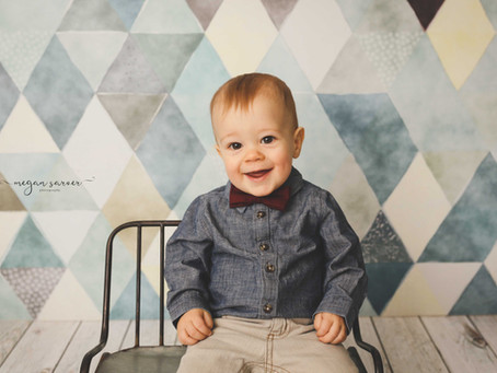 Child: Jacob {1 yr}
