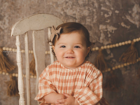 Child: Brooke {1 yr}