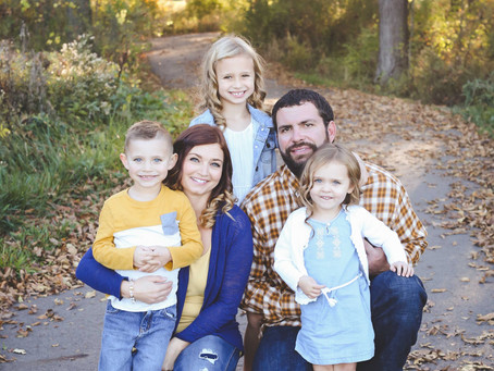 Family: Josh & Erin