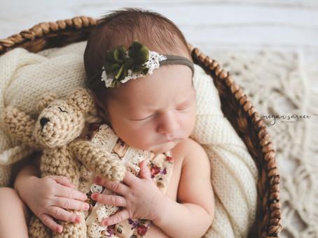 Newborn: Annie {8 days}