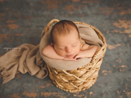 Newborn: Micah {13 days}