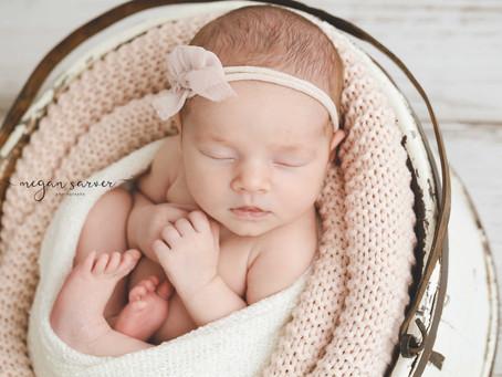 Newborn: Clara {15 days}