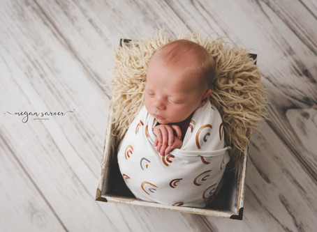 Newborn: Brexton {20 days}