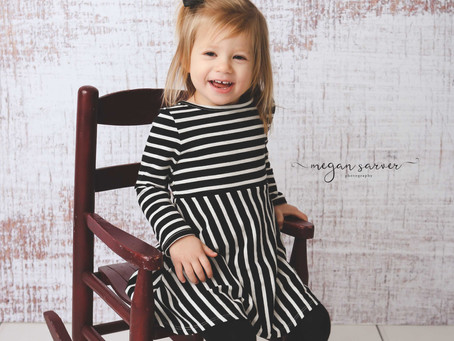 Child: Brielle {2 yr}