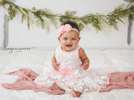 Child: Raelynn {6 mo}