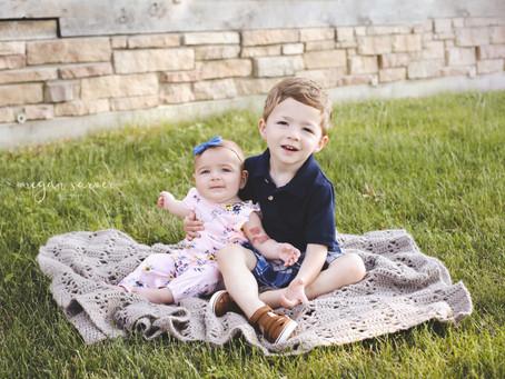 Children: Henry & Perrin