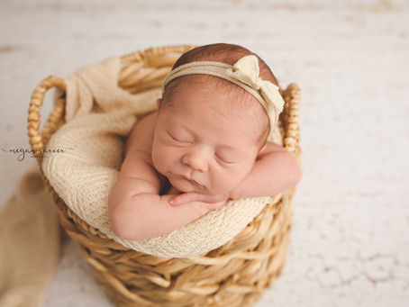 Newborn: Cora {5 days}