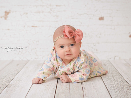 Child: Eleanor {4 mo}