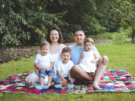 Family: Tim & Britta