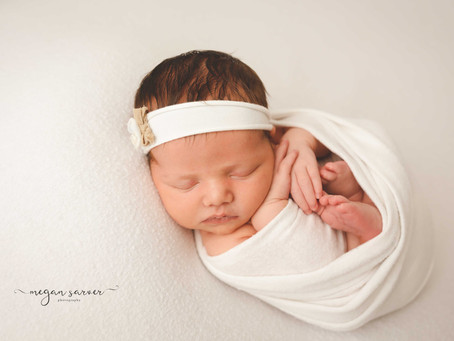Newborn: Nora {13 days}