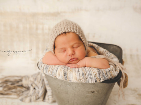 Newborn: Zane {13 days}
