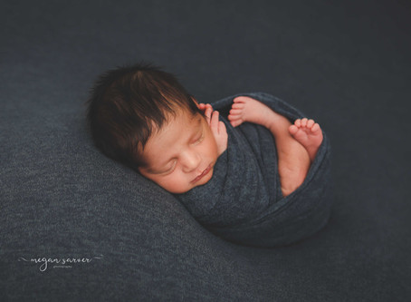 Newborn: Aishaan {11 days}