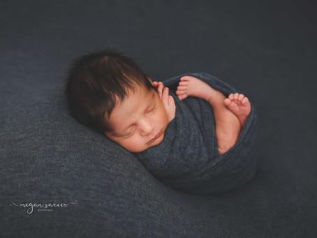 Newborn: Aishaan {11 days}