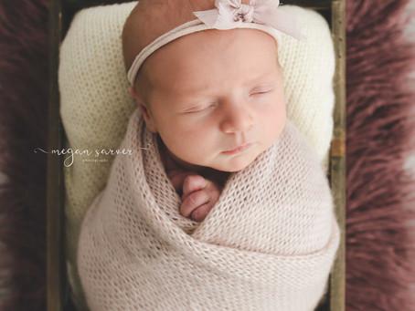 Newborn: Quinn {11 Days}