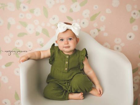 Child: Ellie {1 yr}