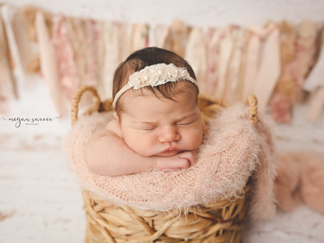 Newborn: Nora {7 days}