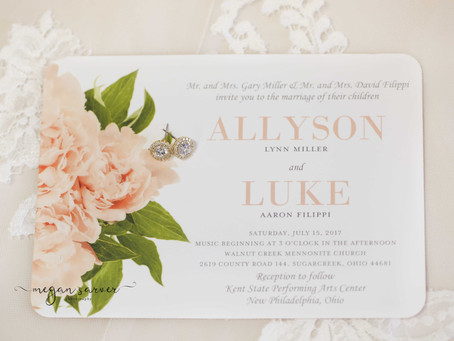 Love: Luke & Allyson {Wedding}