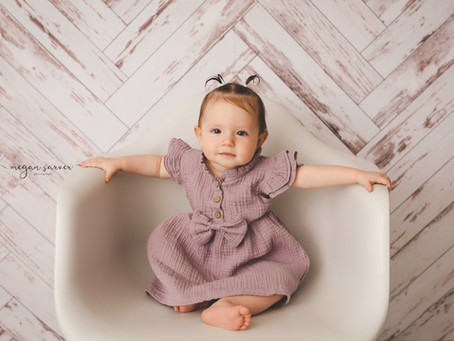 Child: Lila {1 yr}