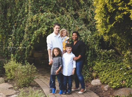Family: Karl & Joanna