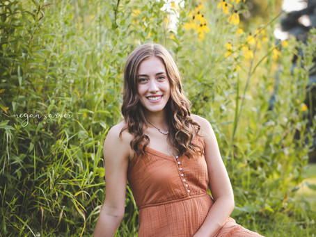 Senior: Megan {Class of 2020}