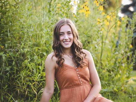 Senior: Megan {Class of 2020}