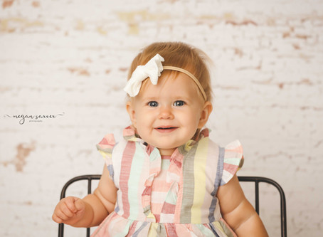 Child: Brielle {1 yr}