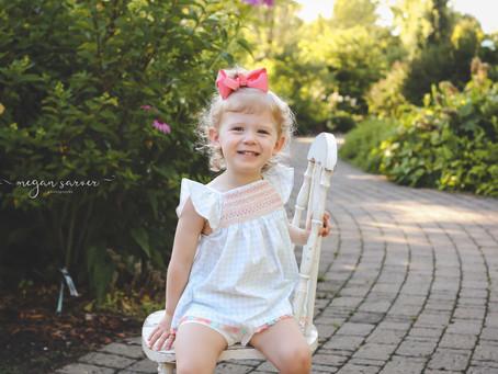 Child: Sophie {2yr Mini}