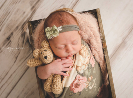 Newborn: Teaghan {7 days}