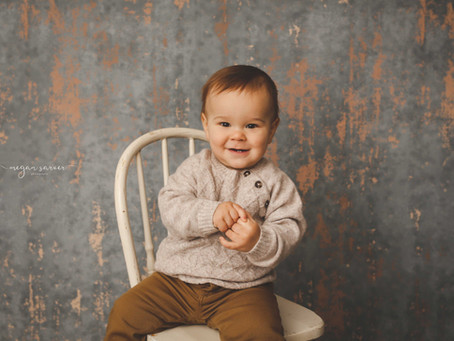 Child: Silas {1 yr}