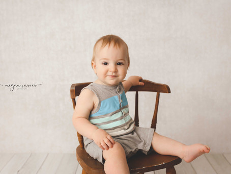 Child: Elliot {1 yr}