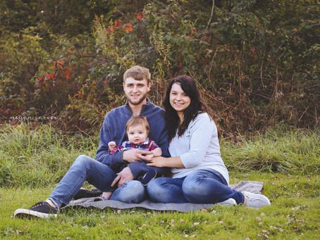Family: Chad & Emma