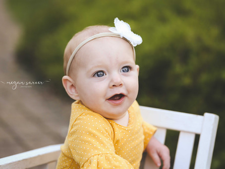 Child: Teaghan {6 mo}