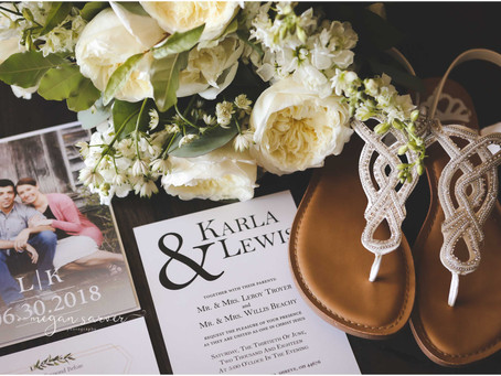Love: Lewis & Karla {Wedding}