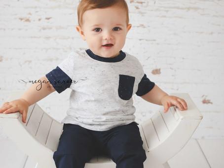 Child: Jackson M {1 yr}
