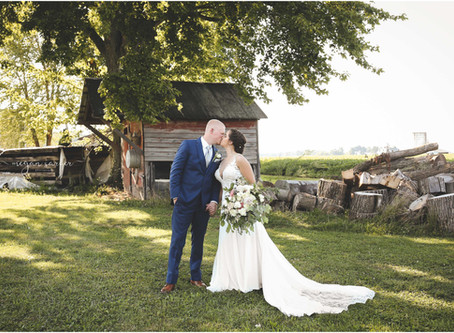 Love: Geddy & Amanda {Wedding}