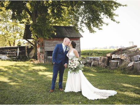 Love: Geddy & Amanda {Wedding}