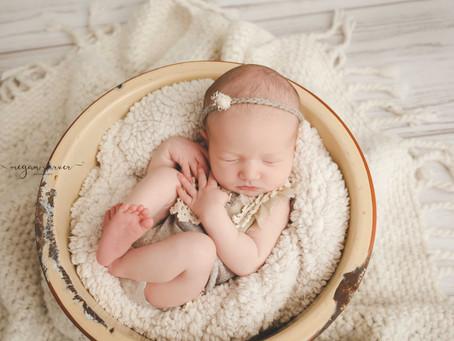 Newborn: Haevyn {9 days}