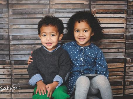 Children: Finley & Winston